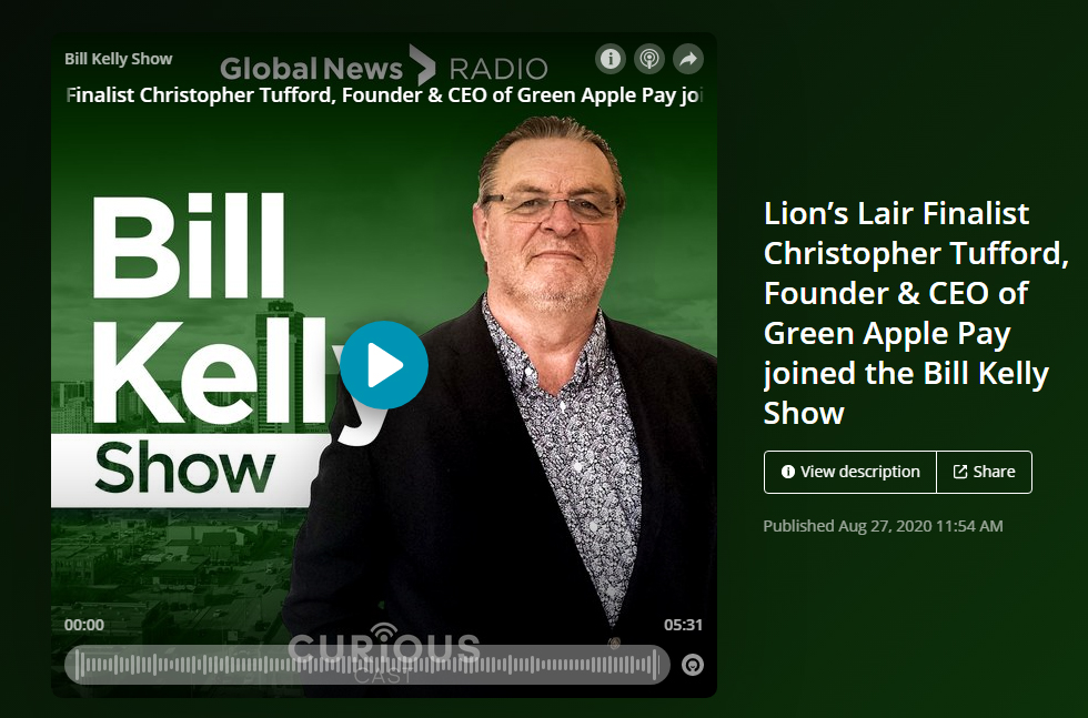 Christopher Tufford Joined the Bill Kelly Show for a Chat