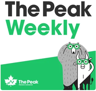 Shoutout for Green Apple Pay from The Peak Weekly Podcast