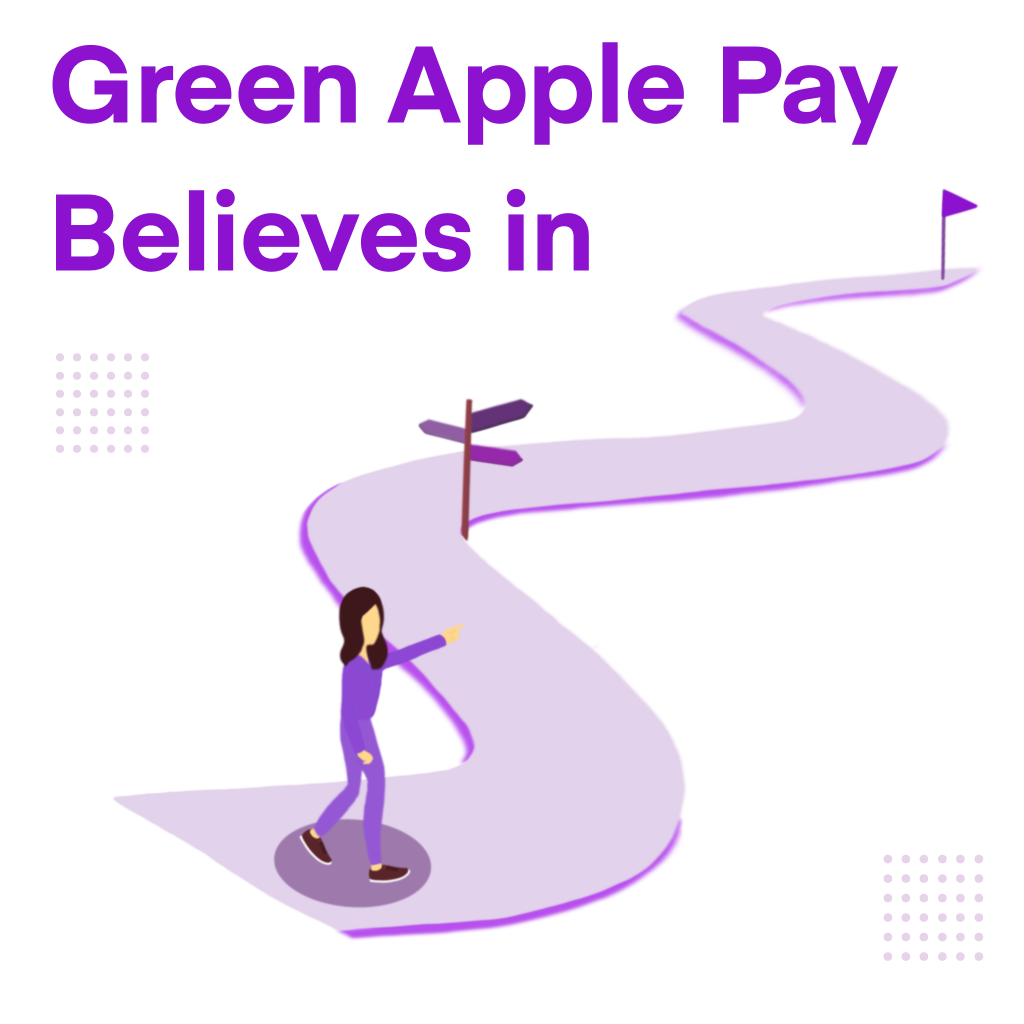 Green Apple Pay Believes in
